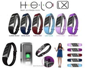Tuyển đối tác hợp tác phát triển hệ thống kinh doanh thiết bị đeo tay Helo LX+